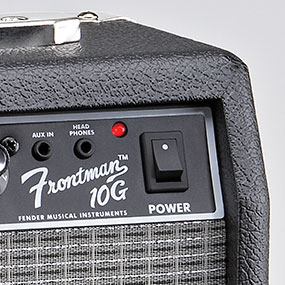 A Practice Amp for Anywhere and Anytime