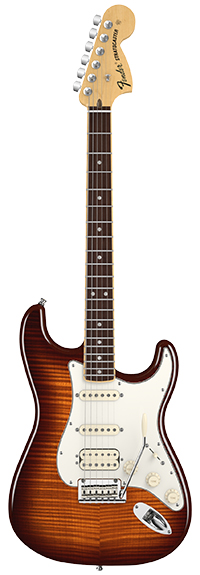 Stratocaster HSS