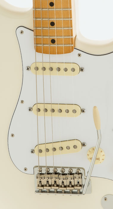 Reverse-Angled Bridge Pickup