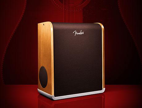 FENDER: Acoustic Pro и Acoustic SFX
