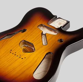Telecaster Thinline Body SS