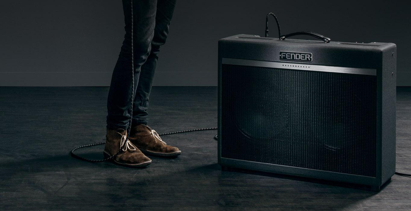 Bassbreaker 18 30