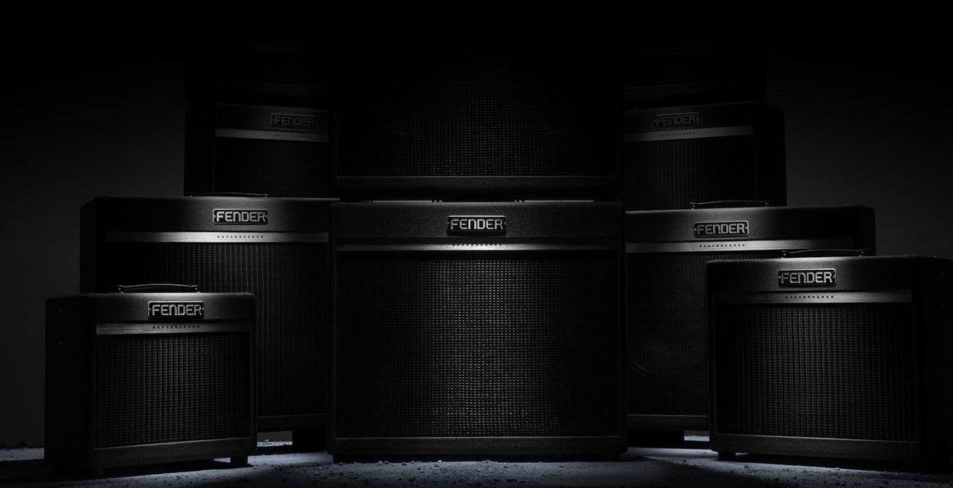 Bassbreaker Enclosures