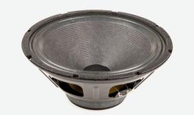 Eminence® speaker