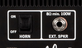 High-frequency compression tweeter