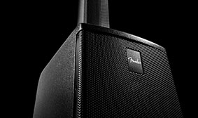 Ultra-wide sound dispersion