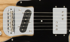 Wide Range Humbucking Pickup