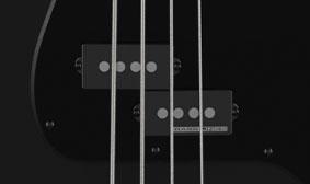 Seymour Duncan® Quarter Pound™ Split-Coil Pickup