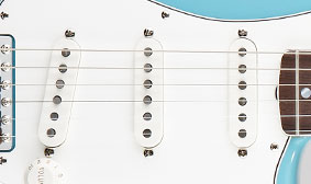 Special Eric Johnson Pickups