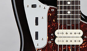 Adjusto-Matic™ Bridge with Vintage-Style Tremolo