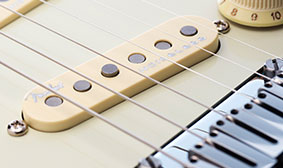 ALL-NEW 4th GENERATION NOISELESS PICKUPS