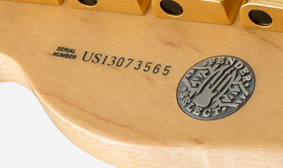 SPECIAL EDITION HEADSTOCK MEDALLION