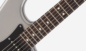 "Modern Neck With ""C"" Profile"