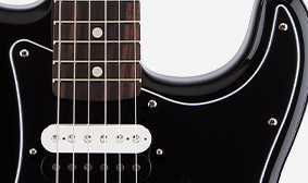 Black Pickguard