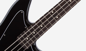 """Modern Neck With """"C"""" Profile"""
