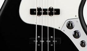 Standard Single-Coil Jazz Bass Pickup