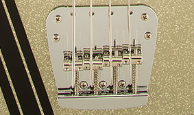 MUSTANG BASS FOUR-SADDLE BRIDGE