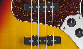 TWO CUSTOM SINGLE-COIL PICKUPS