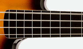 FRETLESS EBONOL FINGERBOARD