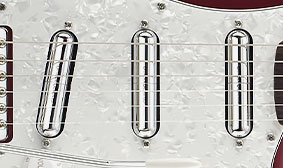 THREE DUNCAN DESIGNED™ LS-102 FOR STRAT® SINGLE-COIL PICKUPS