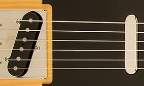 CUSTOM ALNICO III SINGLE-COIL PICKUPS