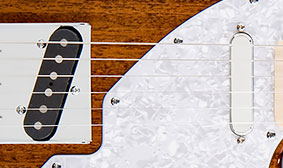 ALNICO V SINGLE-COIL PICKUPS
