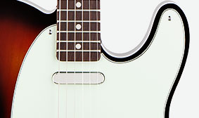 MINT GREEN PICKGUARD