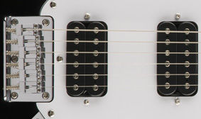 HIGH-OUTPUT HUMBUCKING PICKUPS