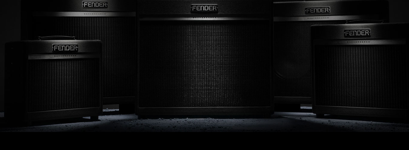 Bassbreaker Amplifier Series