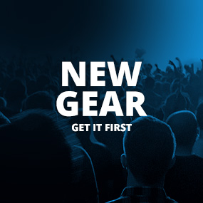 New Gear - Get it first