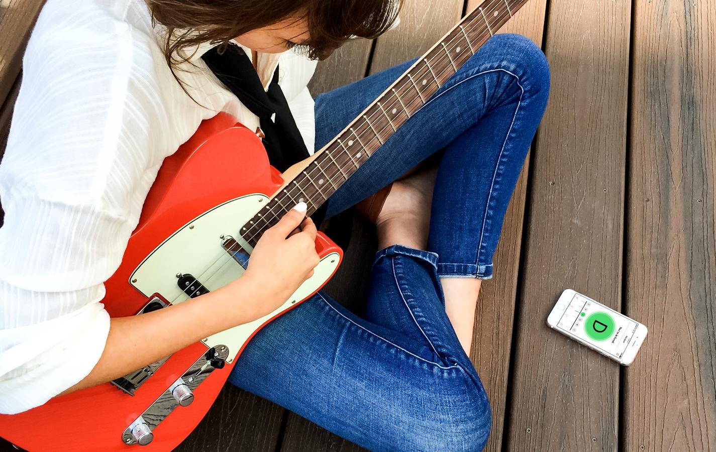 fender tune guitar tuner app fender. Black Bedroom Furniture Sets. Home Design Ideas