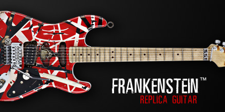 Frankenstein Replica Guitar