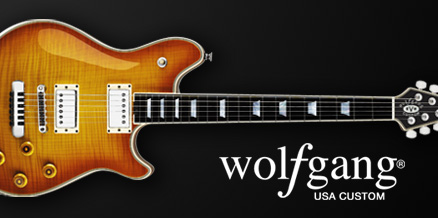 Wolfgang Usa Custom Guitars