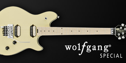 Wolfgang Special Guitars