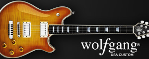 Wolfgang® USA Custom Guitars