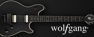 Wolfgang® USA Guitars