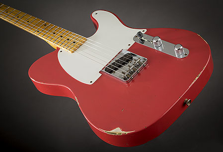 Fender custom shop limited edition 1955 relic esquire publicscrutiny Choice Image