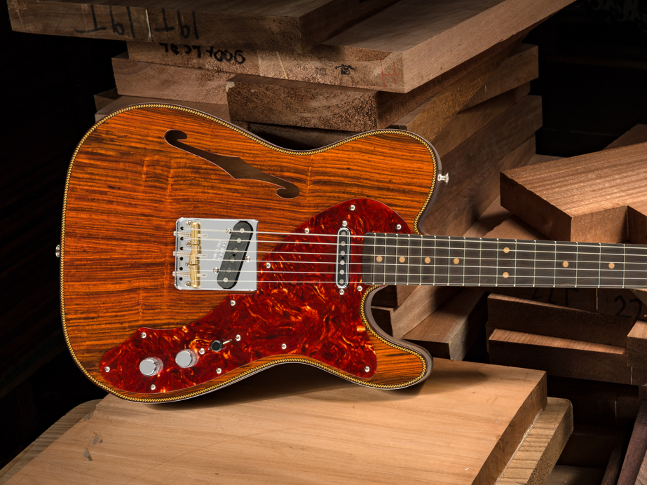 Fender® Custom Shop 2019 Custom Collection | Fender® Custom Shop