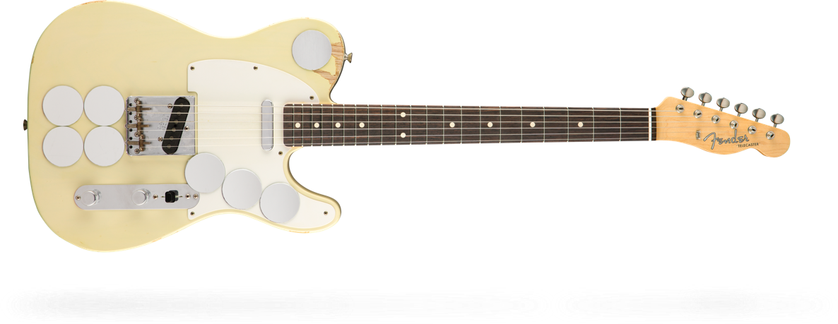 Fender Custom Shop Limited Edition Jimmy Page Mirrored