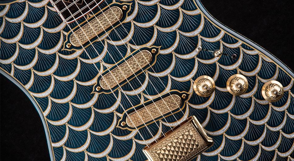 Pine Cone Stratocaster Fender 174 Custom Shop Fender