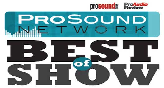 ProSound Network Best of Show