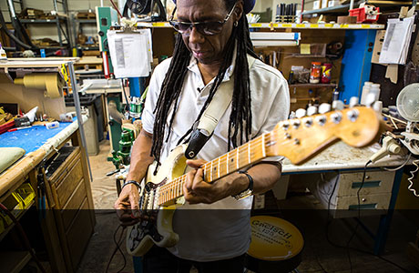 Nile Rodgers on His Iconic Hitmaker