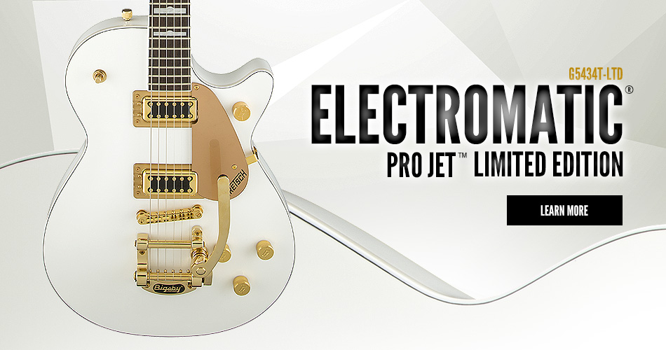 Electromatic Pro Jet Limited Edition