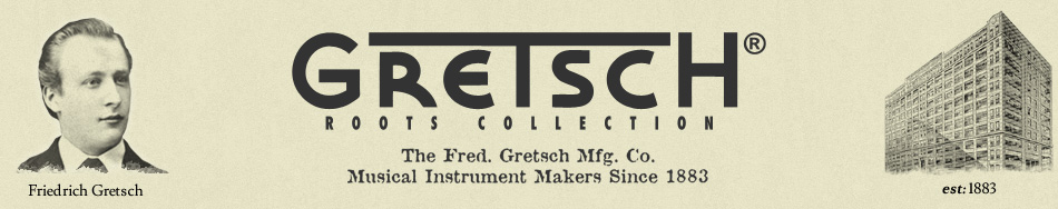 Gretsch Roots Collection