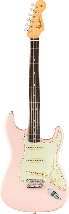 American Original '60s Stratocaster® - Shell Pink