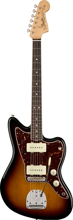 American Original '60s Jazzmaster® - 3-Color Sunburst