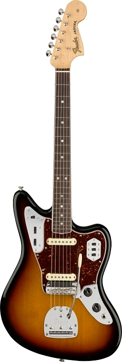 American Original '60s Jaguar® - 3-Color Sunburst