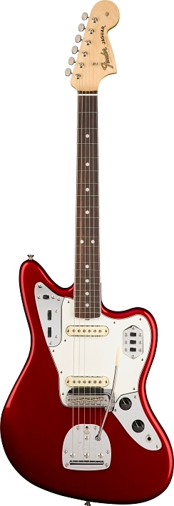 American Original '60s Jaguar® - Candy Apple Red