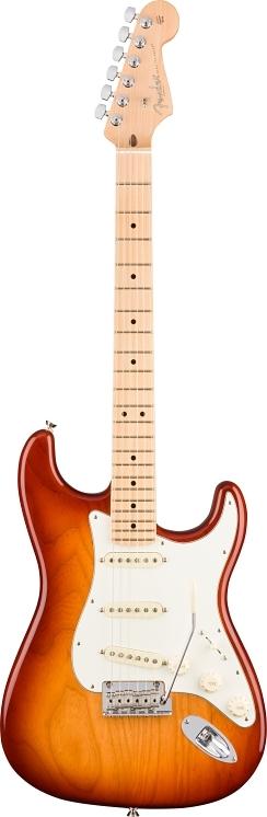 American Professional Stratocaster® - Sienna Sunburst
