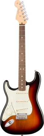 American Professional Stratocaster® Left-Hand - 3-Color Sunburst